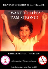 Killer cigarettes… I ignore you!